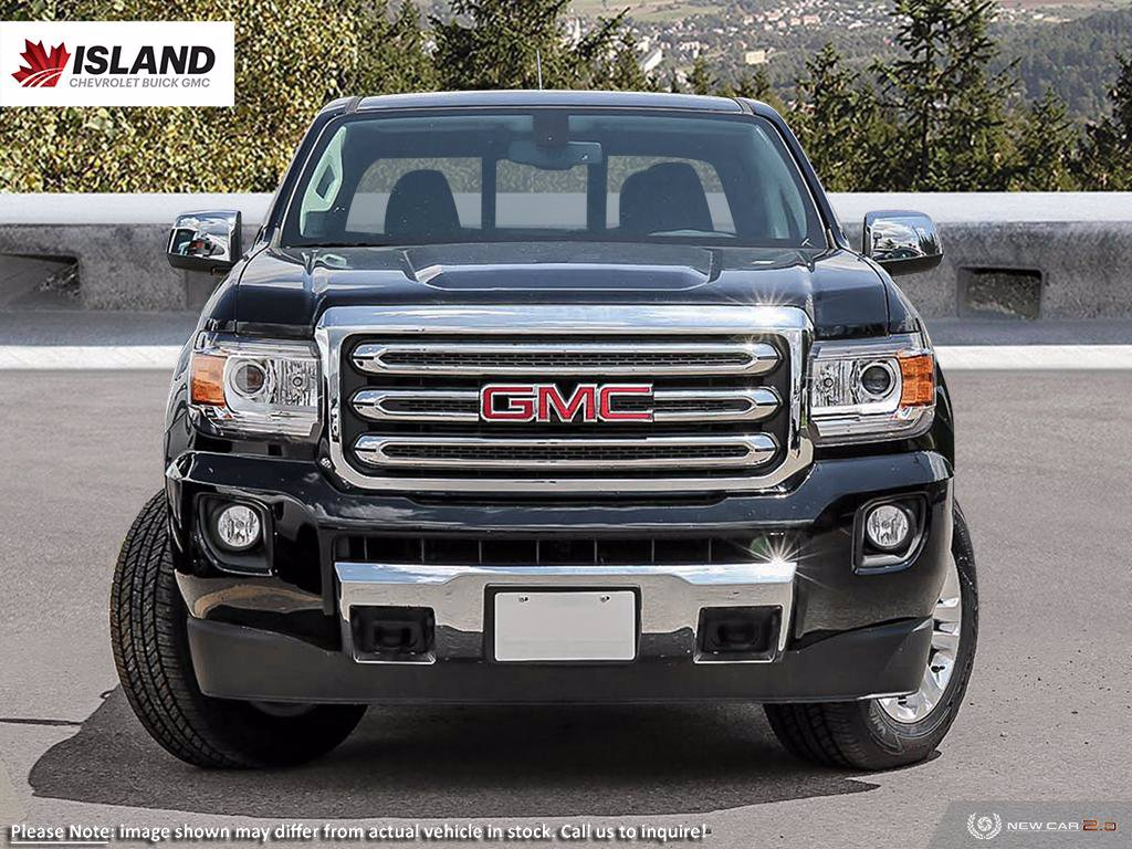 New 2020 GMC Canyon 4WD SLT