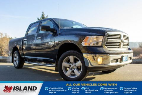 2013 Ram 1500 SLT, Remote Start, Bluetooth, Low KM