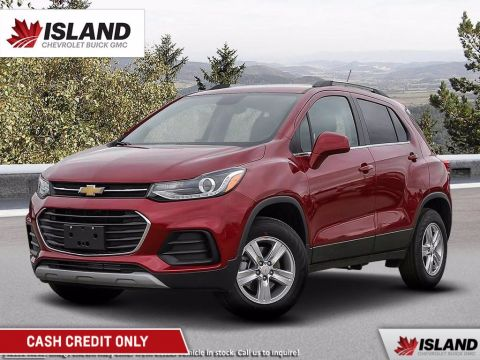 New Chevy Trax For Sale In Duncan Bc