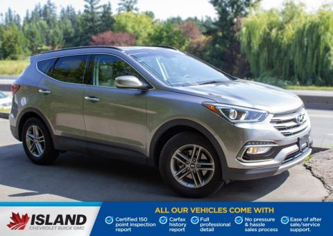 2017 Hyundai Santa Fe Sport SE, Leather, Moonroof